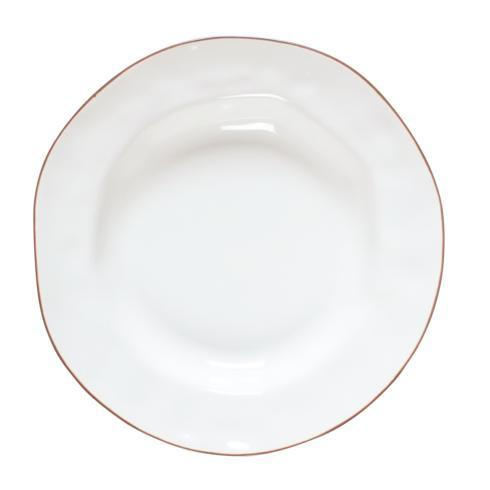 Skyros Designs  Cantaria - White Pasta Bowl / Rim Soup $37.00