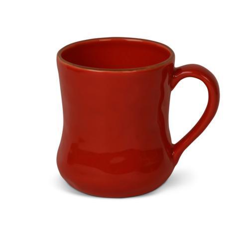 Skyros Designs  Cantaria - Poppy Red Mug $31.00
