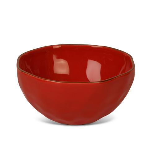 Skyros Designs  Cantaria - Poppy Red Cereal Bowl $31.00