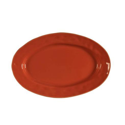 Small Oval Platter ...  sc 1 st  BB\u0026G in Madison GA - Bridge & Skyros Designs Cantaria - Persimmon products