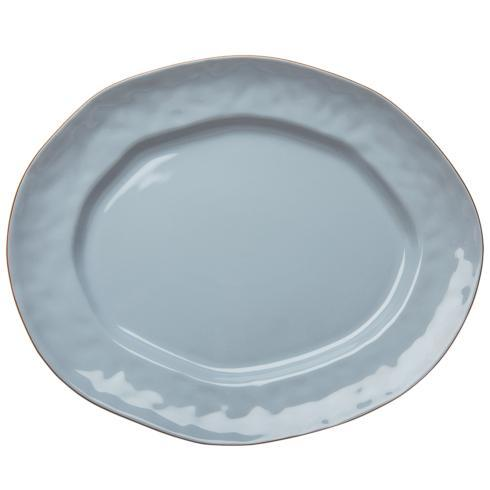 Skyros Designs  Cantaria - Morning Sky Large Oval Platter $79.00