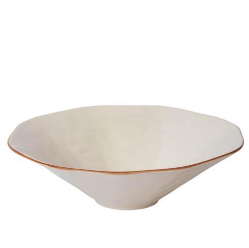 Skyros Designs  Cantaria - Ivory Centerpiece Bowl $101.00