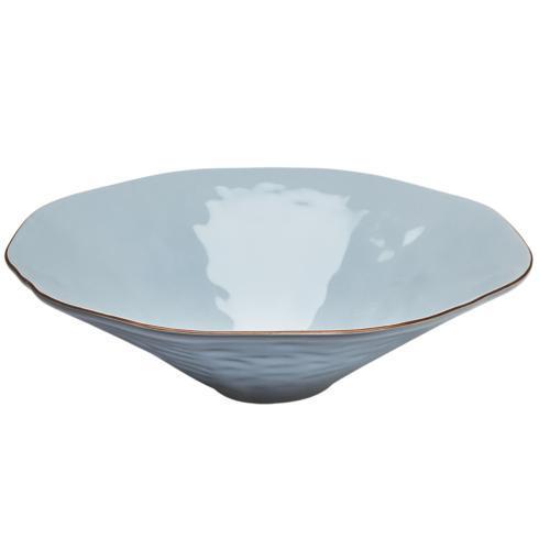 Skyros Designs  Cantaria - Morning Sky Centerpiece Bowl $101.00