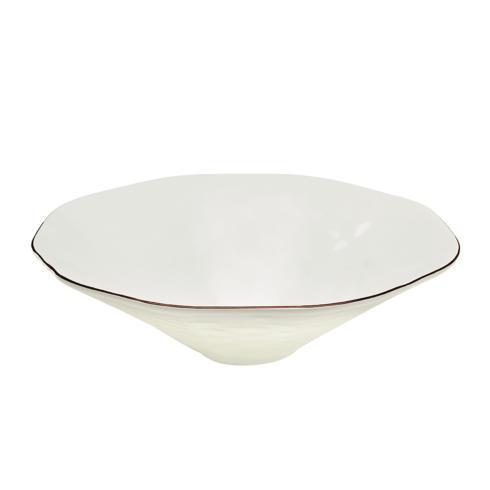 Skyros Designs  Cantaria - Matte White Centerpiece Bowl $101.00