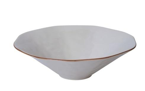 Skyros Designs  Cantaria - White Centerpiece Bowl $101.00