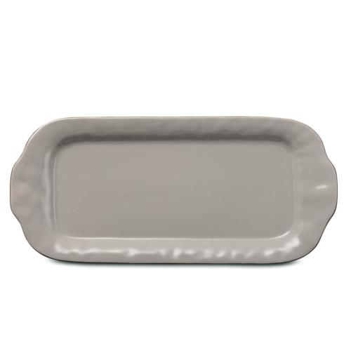 Skyros Designs  Cantaria - Greige Large Rectangular Tray  $99.00