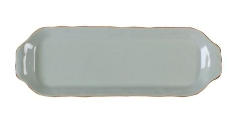 Skyros Designs  Cantaria - Sheer Blue Rectangular Tray $44.00