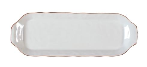 Skyros Designs  Cantaria - White Rectangular Tray $44.00