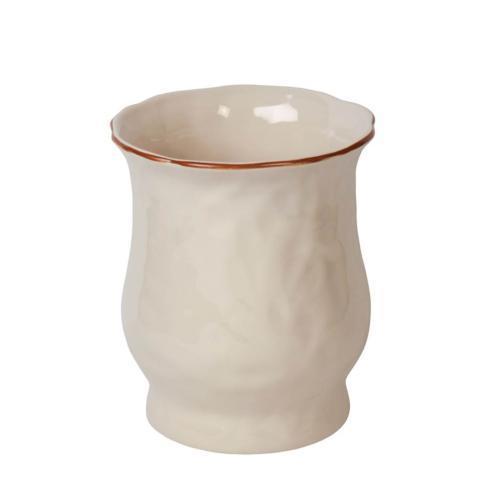 Skyros Designs  Cantaria - Ivory Utensil Crock $57.00