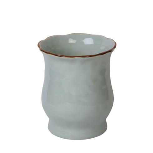 Skyros Designs  Cantaria - Sheer Blue Utensil Crock $57.00