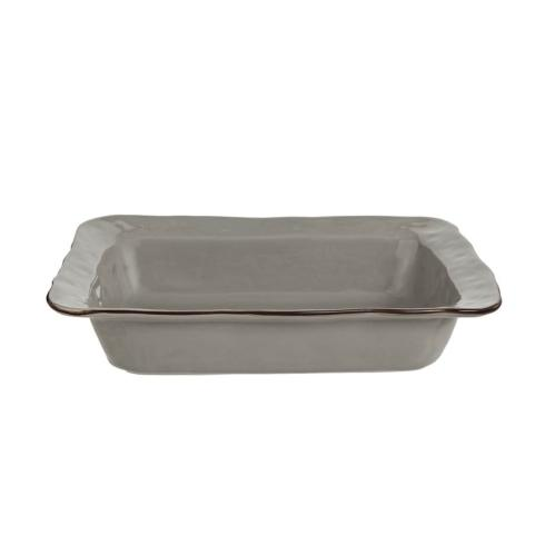 Skyros Designs  Cantaria - Greige Medium Rectangular Baker $73.00