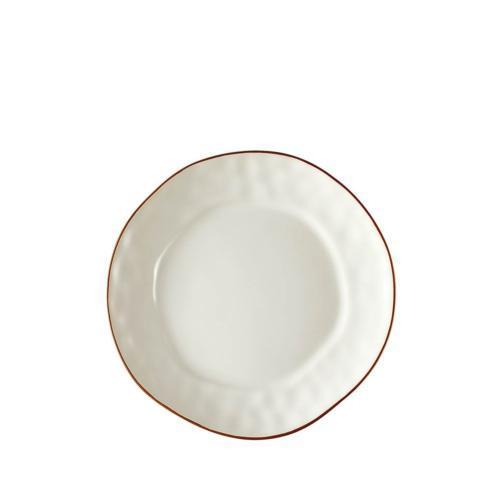 Skyros Designs  Cantaria - Matte White Bread / Side Plate $27.00