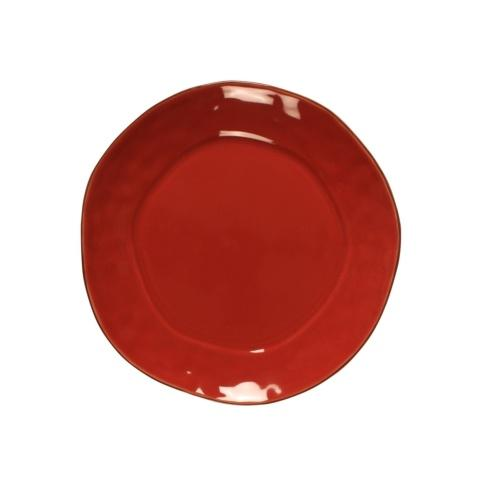 Skyros Designs  Cantaria - Poppy Red Bread/Side Plate $26.00