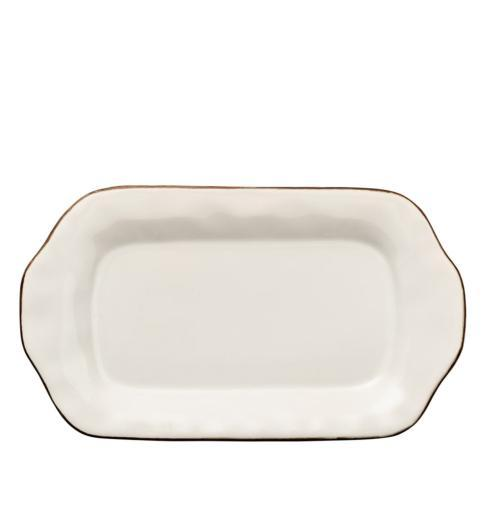Skyros Designs  Cantaria - Ivory Butter/Sauce Server Tray  $22.00