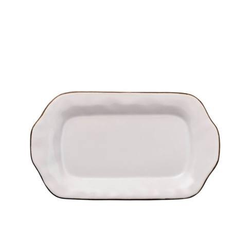 Skyros Designs  Cantaria - White Butter/Sauce Server Tray  $22.00