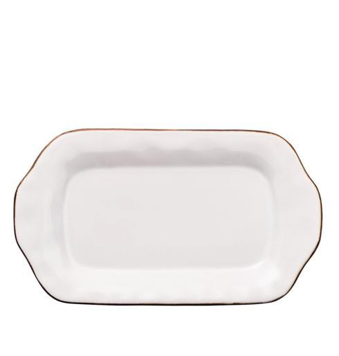 Skyros Designs  Cantaria - White Butter/Sauce Server Tray  $23.00
