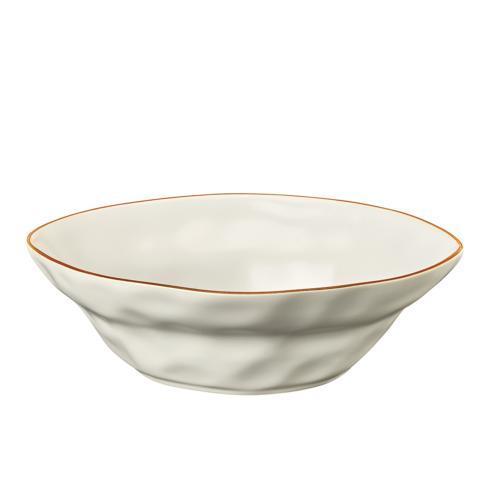 Skyros Designs  Cantaria - Matte White Small Serving Bowl $40.00