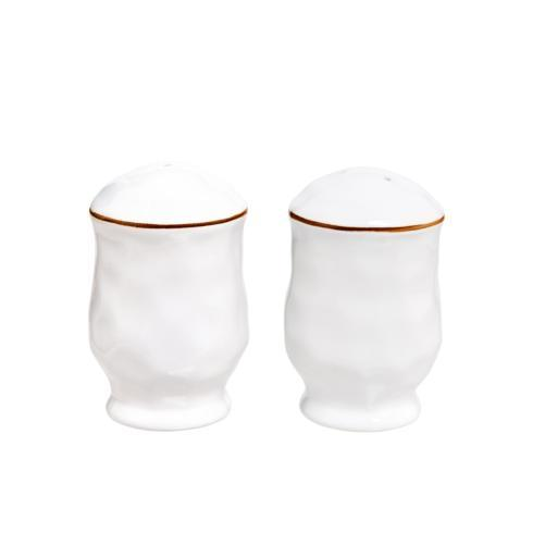 Skyros Designs  Cantaria - White Salt & Pepper Set $60.00