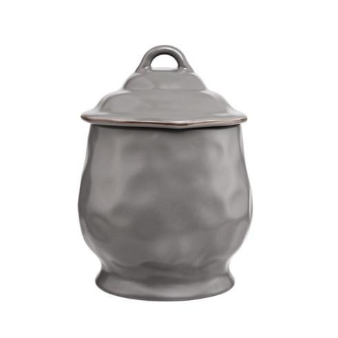 Skyros Designs  Cantaria - Charcoal Small Canister $83.00