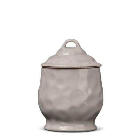 Skyros Designs  Cantaria - Greige Small Canister $83.00