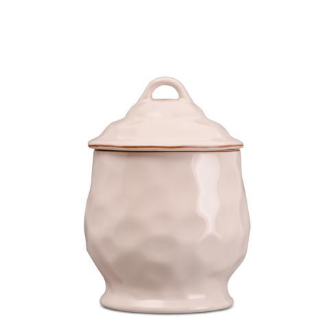 Skyros Designs  Cantaria - Ivory Small Canister $83.00