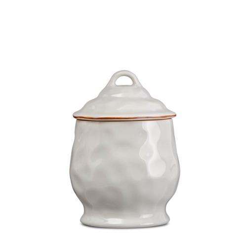 Skyros Designs  Cantaria - Sheer Blue Small Canister $83.00