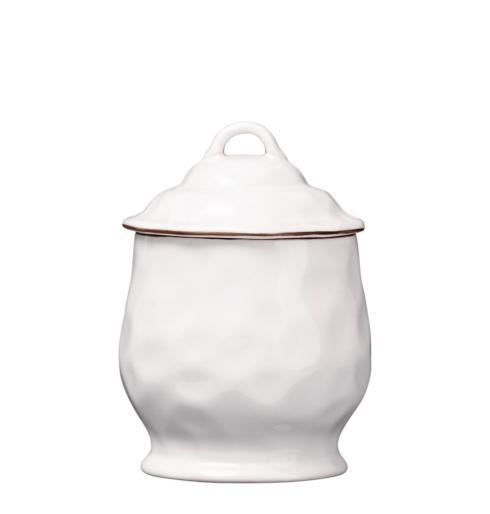 Skyros Designs  Cantaria - White Small Canister $83.00