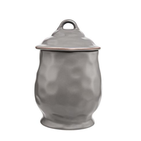 Skyros Designs  Cantaria - Charcoal Medium Canister $123.00