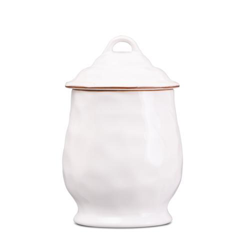Skyros Designs  Cantaria - White Medium Canister $123.00