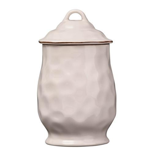 Skyros Designs  Cantaria - Ivory Large Canister $147.00