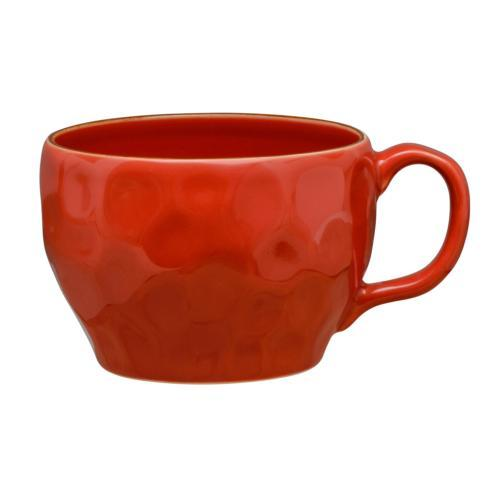 Skyros Designs  Cantaria - Poppy Red Breakfast Cup $40.00