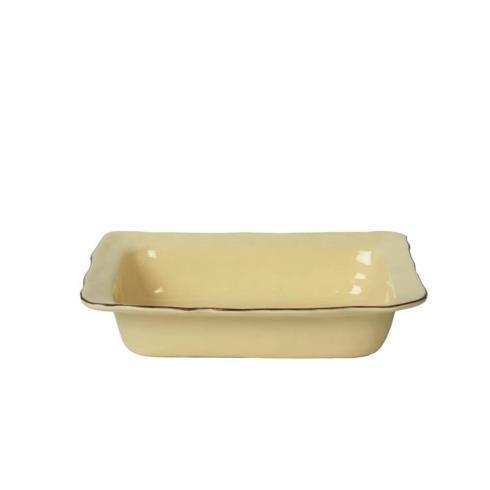 $60.00 Small Rectangular Baker
