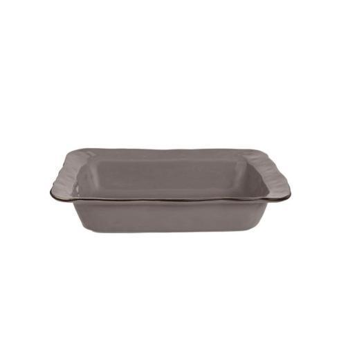 Skyros Designs  Cantaria - Charcoal Small Rectangular Baker $60.00