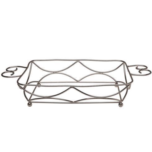 Skyros Designs  Holders Nickel Holder Lg. Rect. $57.00