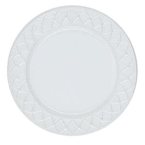 Skyros Designs  Alegria - Simply White Charger $62.00