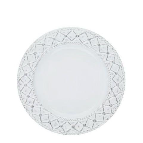 Skyros Designs  Alegria - Silver Salad Plate $36.00