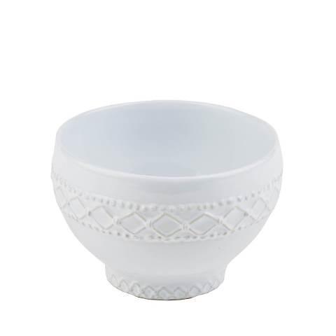 Skyros Designs  Alegria - Simply White Cereal Bowl $32.00