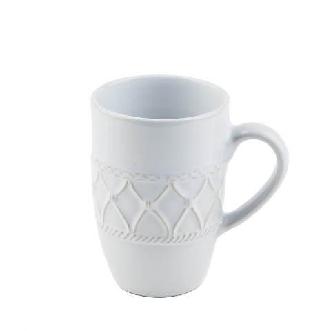 Skyros Designs  Alegria - Simply White Mug $31.00