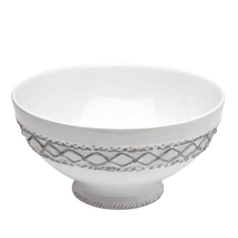 Skyros Designs  Alegria - Silver Serving Bowl $88.00