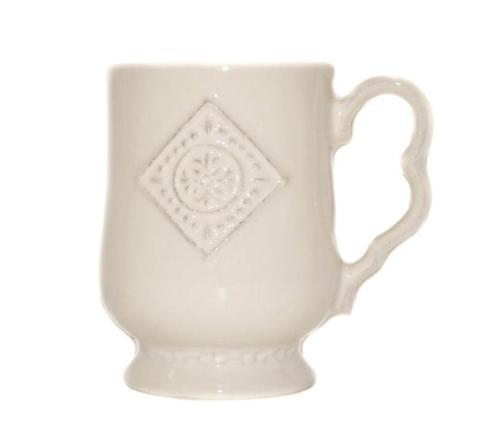 Skyros Designs  Villa Beleza - Alabaster  Mug $33.00