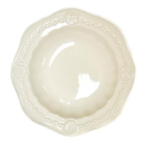 Skyros Designs  Villa Beleza - Alabaster Pasta Bowl/Rim Soup  $37.00
