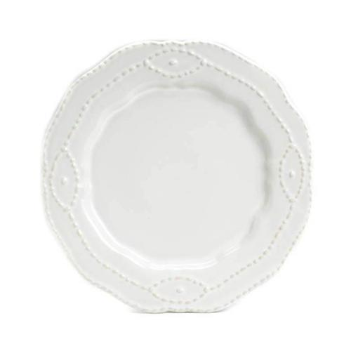 Skyros Designs  Legado White Dinner Plate $40.00