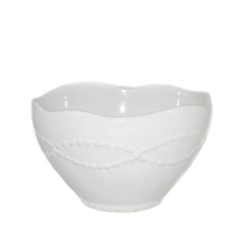Skyros Designs  Legado White Cereal Bowl $31.00