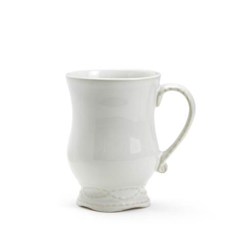 Skyros Designs  Legado White Mug - Plain $32.00