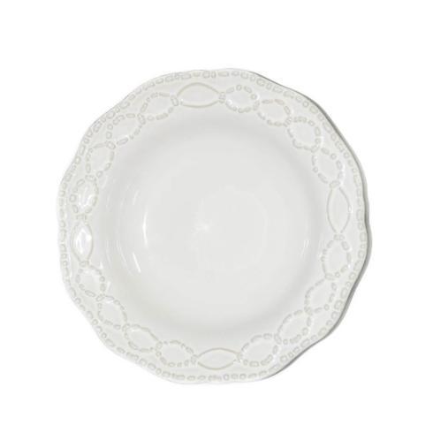 Skyros Designs  Legado White Pasta Bowl/Rim Soup  $37.00