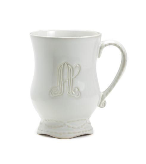 Skyros Designs  Legado Mug - Engraved H $37.00