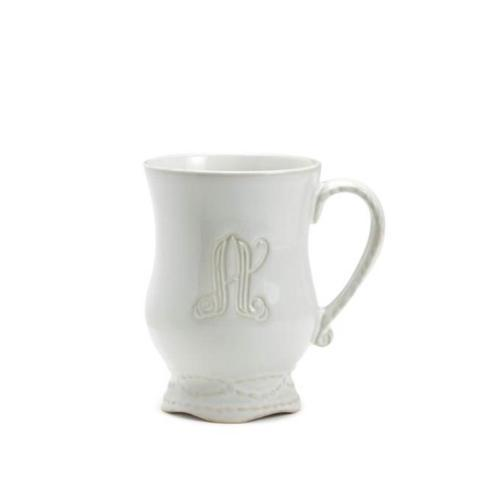 Skyros Designs  Legado White Mug - Engraved $38.00