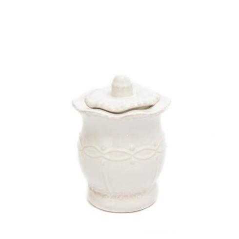 Skyros Designs  Legado White Covered Sugar $35.00