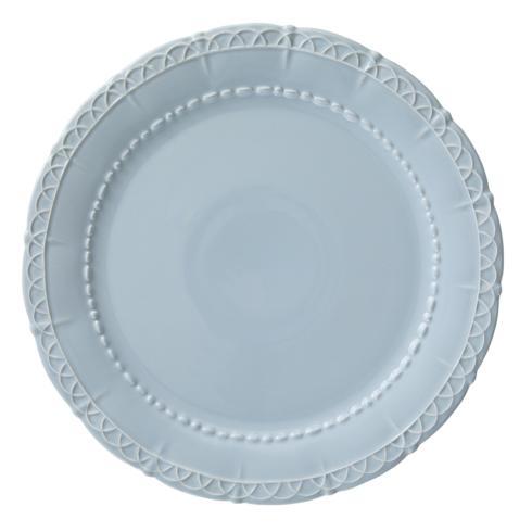Skyros Designs  Historia - Blue Cashmere Charger $63.00
