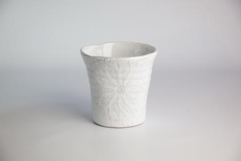 Skyros Designs  Floral Lace Large Planter $33.75